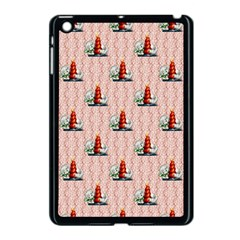 Vintage Kitty Apple iPad Mini Case (Black)
