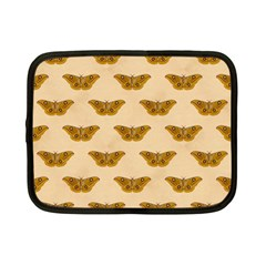 Vintage Moth Netbook Case (Small)