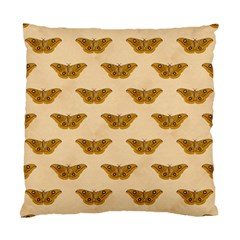 Vintage Moth Cushion Case (Two Sides)