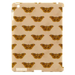 Vintage Moth Apple iPad 3/4 Hardshell Case (Compatible with Smart Cover)