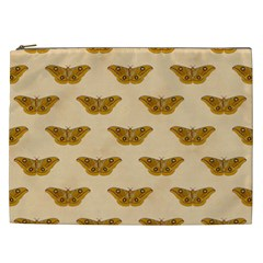 Vintage Moth Cosmetic Bag (XXL)