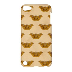 Vintage Moth Apple iPod Touch 5 Hardshell Case