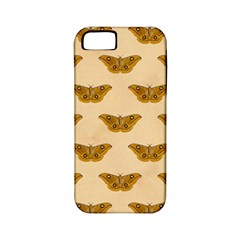 Vintage Moth Apple iPhone 5 Classic Hardshell Case (PC+Silicone)