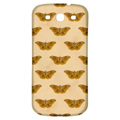 Vintage Moth Samsung Galaxy S3 S III Classic Hardshell Back Case