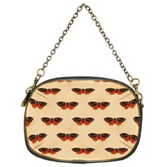 Vintage Moth Chain Purse (Two Side)