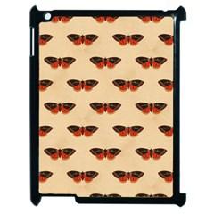 Vintage Moth Apple iPad 2 Case (Black)