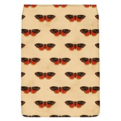 Vintage Moth Removable Flap Cover (Large)
