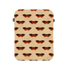 Vintage Moth Apple iPad 2/3/4 Protective Soft Case
