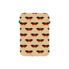 Vintage Moth Apple iPad Mini Protective Soft Case