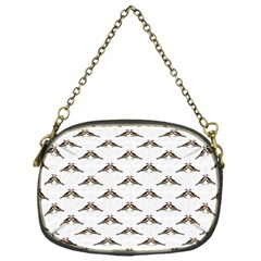 Vintage Vulture Chain Purse (One Side)