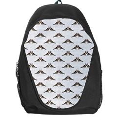 Vintage Vulture Backpack Bag