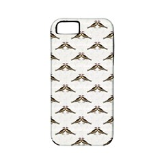 Vintage Vulture Apple iPhone 5 Classic Hardshell Case (PC+Silicone)