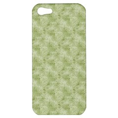 Vintage Wallpaper Apple iPhone 5 Hardshell Case