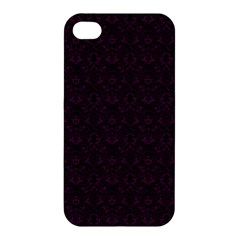 Vintage Wallpaper Apple iPhone 4/4S Premium Hardshell Case