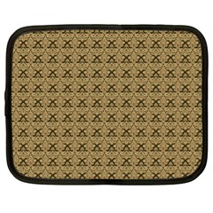 Vintage Wallpaper Netbook Case (XL)