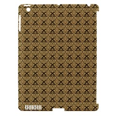 Vintage Wallpaper Apple iPad 3/4 Hardshell Case (Compatible with Smart Cover)