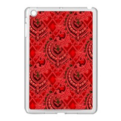Vintage Wallpaper Apple iPad Mini Case (White)