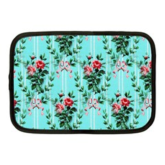 Vintage Wallpaper Netbook Case (Medium)