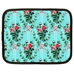 Vintage Wallpaper Netbook Case (XXL)