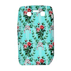 Vintage Wallpaper BlackBerry Bold 9700 Hardshell Case