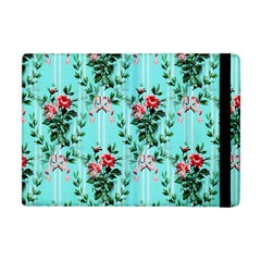 Vintage Wallpaper Apple iPad Mini Flip Case