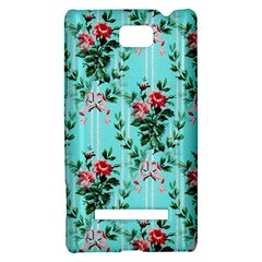 Vintage Wallpaper HTC 8S Hardshell Case