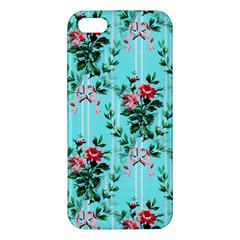 Vintage Wallpaper iPhone 5 Premium Hardshell Case
