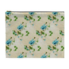Vintage Wallpaper Cosmetic Bag (XL)