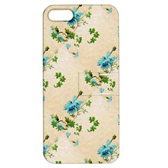 Vintage Wallpaper Apple iPhone 5 Hardshell Case with Stand
