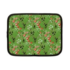 Vintage Wallpaper Netbook Case (Small)