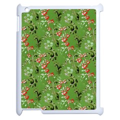 Vintage Wallpaper Apple iPad 2 Case (White)