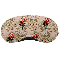Vintage Wallpaper Sleeping Mask