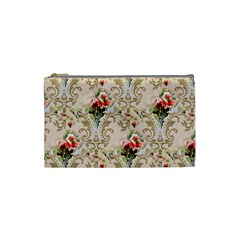 Vintage Wallpaper Cosmetic Bag (Small)