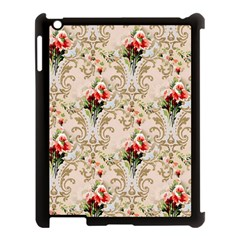 Vintage Wallpaper Apple iPad 3/4 Case (Black)