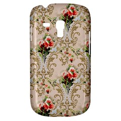 Vintage Wallpaper Samsung Galaxy S3 MINI I8190 Hardshell Case