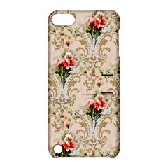 Vintage Wallpaper Apple iPod Touch 5 Hardshell Case with Stand
