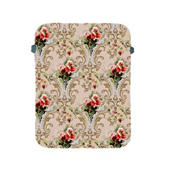 Vintage Wallpaper Apple iPad 2/3/4 Protective Soft Case