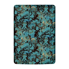 Vintage Wallpaper Kindle 4 Hardshell Case