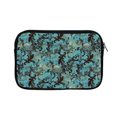 Vintage Wallpaper Apple iPad Mini Zipper Case