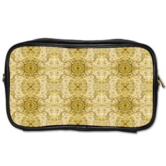 Vintage Wallpaper Travel Toiletry Bag (One Side)