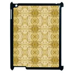 Vintage Wallpaper Apple iPad 2 Case (Black)
