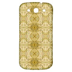 Vintage Wallpaper Samsung Galaxy S3 S III Classic Hardshell Back Case