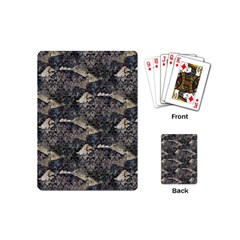 Vintage Wallpaper Playing Cards (Mini)