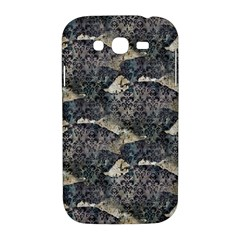 Vintage Wallpaper Samsung Galaxy Grand DUOS I9082 Hardshell Case