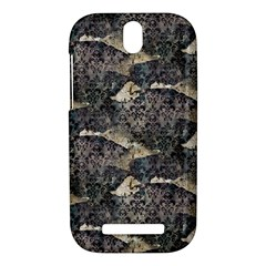 Vintage Wallpaper HTC One SV Hardshell Case