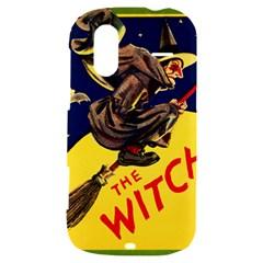Witch HTC Amaze 4G Hardshell Case