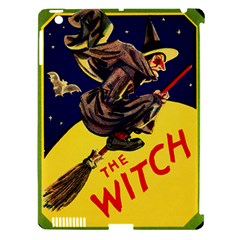 Witch Apple iPad 3/4 Hardshell Case (Compatible with Smart Cover)