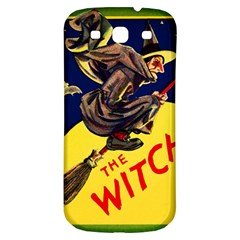 Witch Samsung Galaxy S3 S III Classic Hardshell Back Case