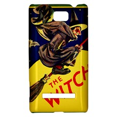 Witch HTC 8S Hardshell Case