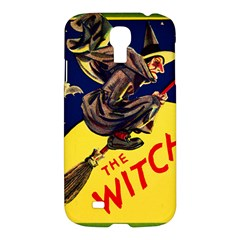 Witch Samsung Galaxy S4 I9500 Hardshell Case